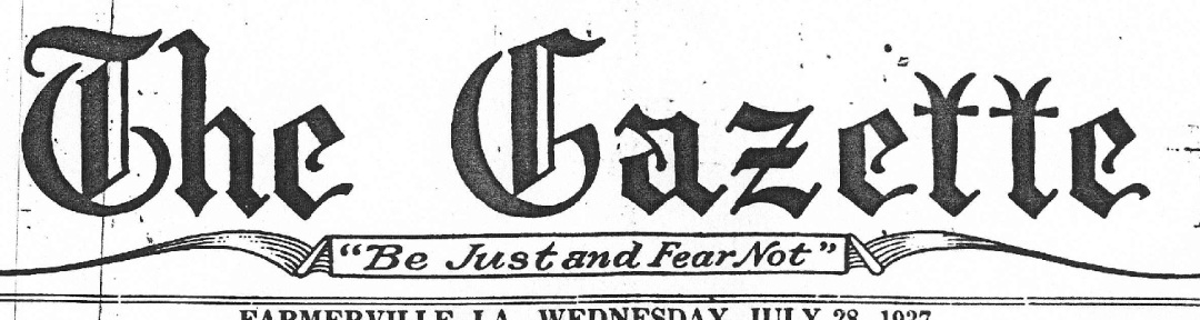 gazette no.6