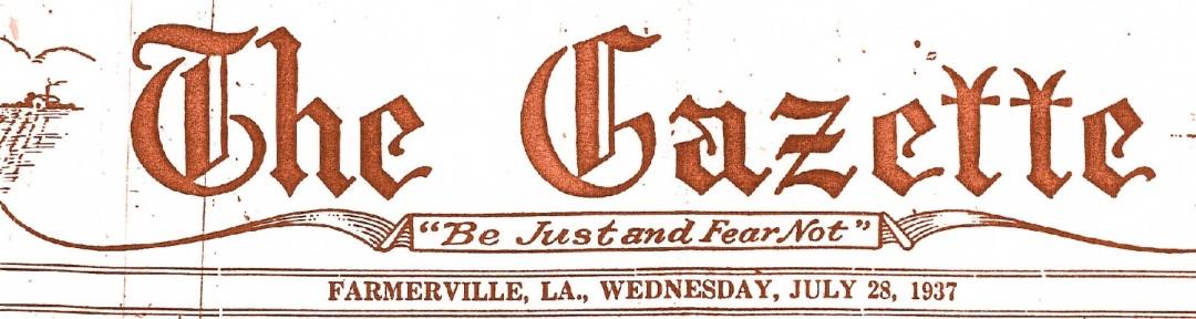 22 Gazette