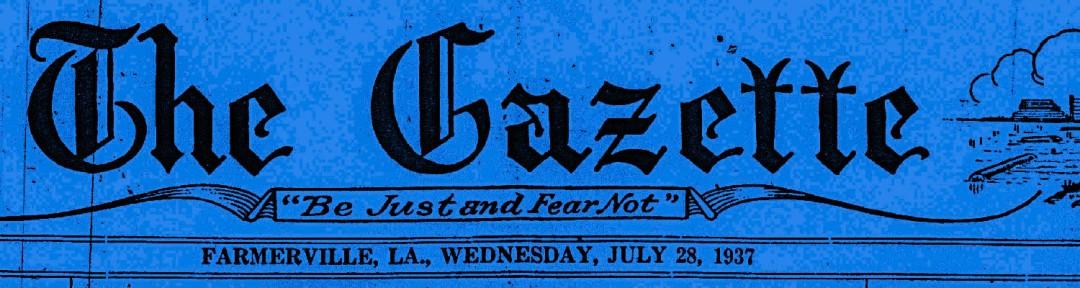 19 AIR Gazette